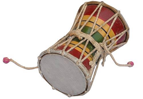Udukkai instrument