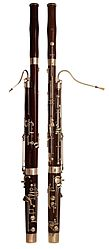 A Renard model 220 bassoon