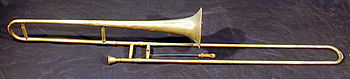 Bass trombone in E♭