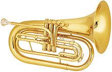 Marching baritone horn