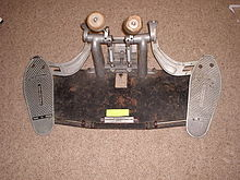 Original Sleishman twin pedal