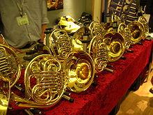 Paxman horns